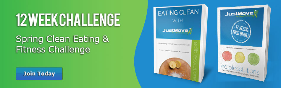 12 Week Clean Eating & Fitness Challenge